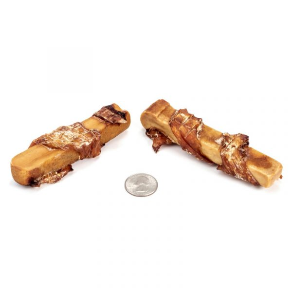 Jerky Yaker Chicken Wrap - Small - 2 Pieces