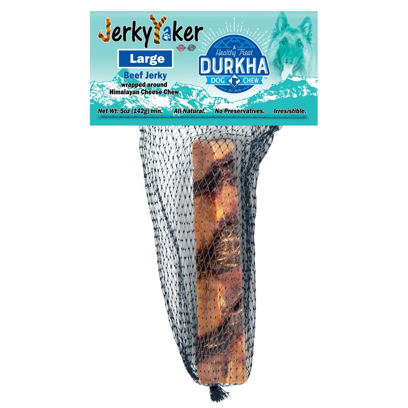 Jerky Yaker Beef Wrap - Large - 1 Piece